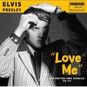 Love Me - The British Hmv Singles '56-'57 de Elvis Presley