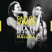 Ella Es Mi Fiesta (Remix) de Carlos Vives