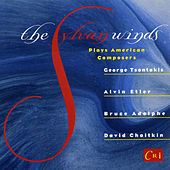 The Sylvan Winds Plays American Composers by Various Artists