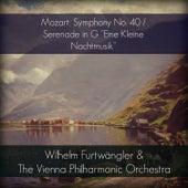 Mozart: Symphony No. 40 / Serenade in G