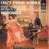 Liszt Piano Works by Vladimir Horowitz