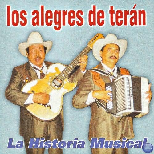 La Historia Musical by Los Alegres de Teran