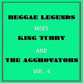 Reggae Legends Meets King Tubby and the Aggrovators, Vol. 4 by Various Artists
