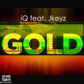 Gold (feat. Jkeyz) - Single von IQ