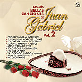 Las Más Bellas Canciones de Juan Gabriel Vol. 2 by Various Artists