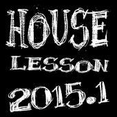 House Lesson 2015.1 de Various Artists