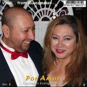 Por Amor, Vol. 8 Canciones Evangelicas 2 de Vitali from Guatemala