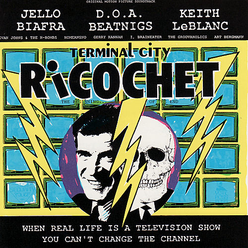 Terminal City Ricochet by Various Artists