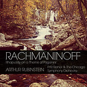 Rachmaninoff: Rhapsody on a Theme of Paganini, Op. 43 de Arthur Rubinstein