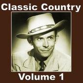 Classic Country, Vol. 1 de Various Artists