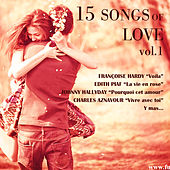 15 Songs Of Love, Vol. 1 de Various Artists