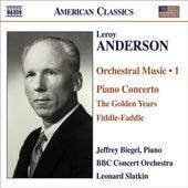 ANDERSON, L.: Orchestral Music, Vol. 1 von Various Artists