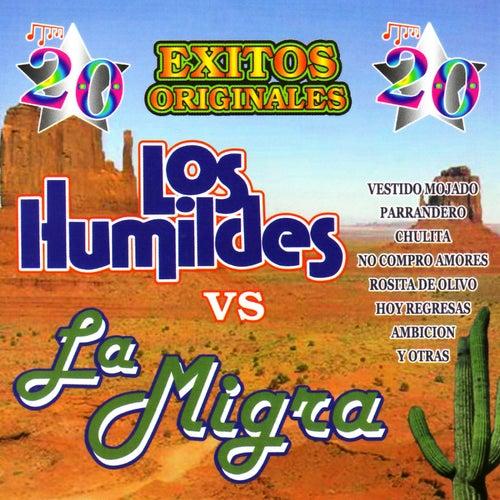 Los Humildes Vs La Migra by Various Artists