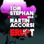 Erupt de Tom Stephan