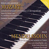 Mozart & Mendelssohn: Concertos for Two Pianos by Various Artists