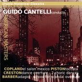 American Masters von Guido Cantelli
