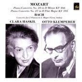 Mozart: Piano Concerto Nos. 20 & 27 - Bach: Concertos for 2 Pianos Bwv 1061 by Various Artists