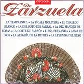 Antología de Zarzuela by Various Artists