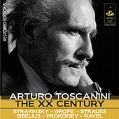 Toscanini: The XX Century de Arturo Toscanini