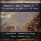 Beethoven: Piano Concerto No. 3 / Mozart: Rondos in D Major & A Major von Annie Fischer
