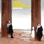 Cello Sonatas by Alexandra Silocea