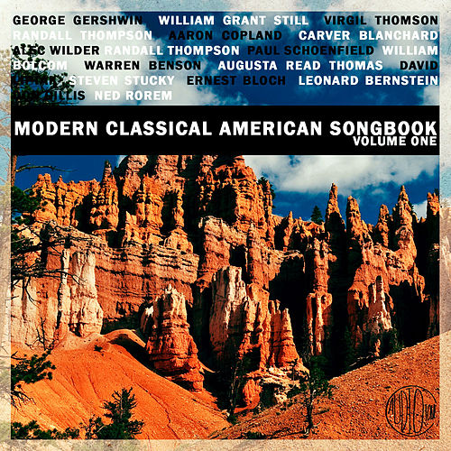 Modern Classical American Songbook - Volume One by Various Artists