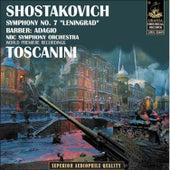 Shostakovich: Symphony No. 7 - Barber Adagio by Arturo Toscanini