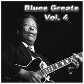 Blues Greats, Vol. 4 de Various Artists