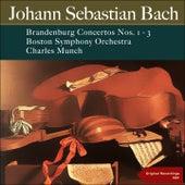 Bach: Brandenburg Concertos No. 1, BWV 1046 - No. 3, BWV 1048 von Various Artists