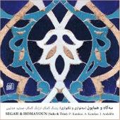 Segah va Homayoun (Solo & Trio) de Various Artists