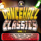 Dance Hall Classics Very Huge Records Present Volume 1 de Various Artists
