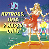 45 Rpm - Hot Dogs, Hits & Happy Days de Various Artists