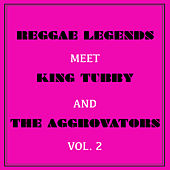 Reggae Legends Meets King Tubby and the Aggrovators, Vol. 2 de Various Artists