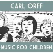 Music for Children von Carl Orff