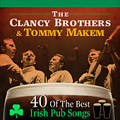 40 of the Best Irish Pub Songs by Various Artists