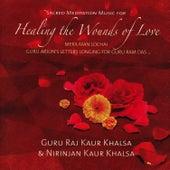 Healing the Wounds of Love de Nirinjan Kaur Khalsa