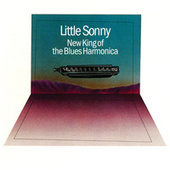 New King Of The Blues Harmonica by Little Sonny