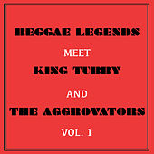 Reggae Legends Meets King Tubby and the Aggrovators, Vol. 1 von Various Artists