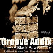 Black Paw by Groove Addix