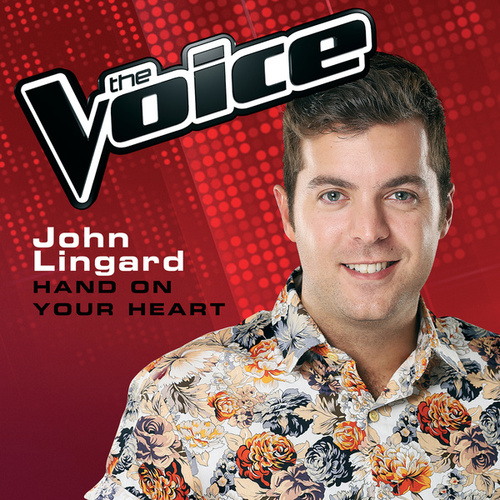 Hand On Your Heart (The Voice Australia 2014    (Single) by