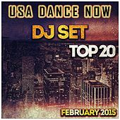 USA Dance Now DJ Set Top 20 February 2015 (Spring Dance 2015) by Various Artists