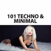 101 Techno & Minimal de Various Artists