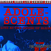 Live At The House Of Blues von Adolescents