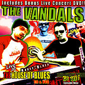Live At The House Of Blues de Vandals