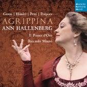 Agrippina - Opera Arias by Ann Hallenberg