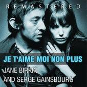 Je t´aime moi non plus de Jane Birkin