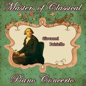 Giovanni Paisiello: Masters of Classical. Piano Concerto by Orquesta Lírica Bellaterra