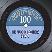 Quality Music 100 (Remastered) by Maddox Brothers and Rose