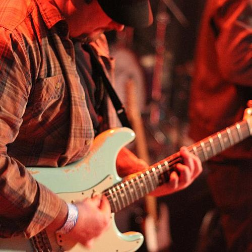 E Rock JamTrack (feat. Rymo & Brent Brandon) by Marty Schwartz
