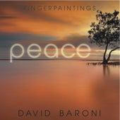 Fingerpaintings: Peace by David Baroni